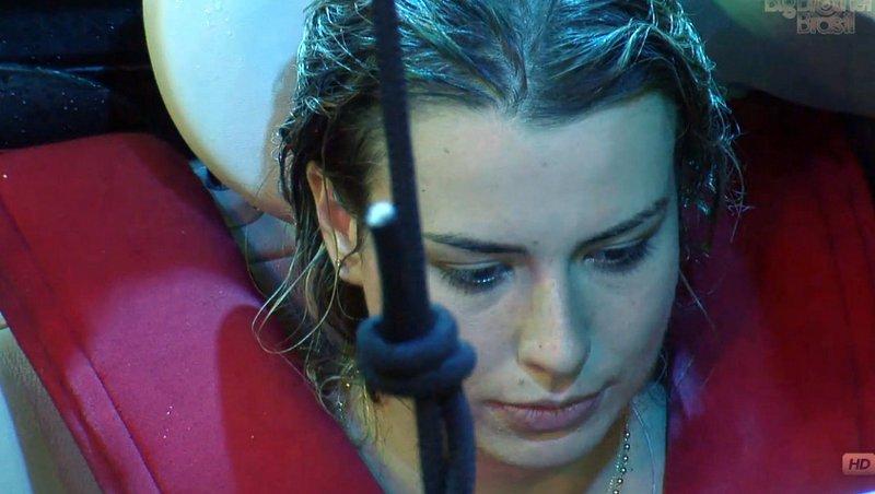 Fernanda é considerada uma das favoritas para vencer esta edição do reality show