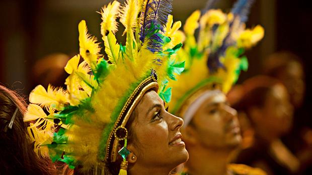 Carnaval de Salvador, em 28/02/2014