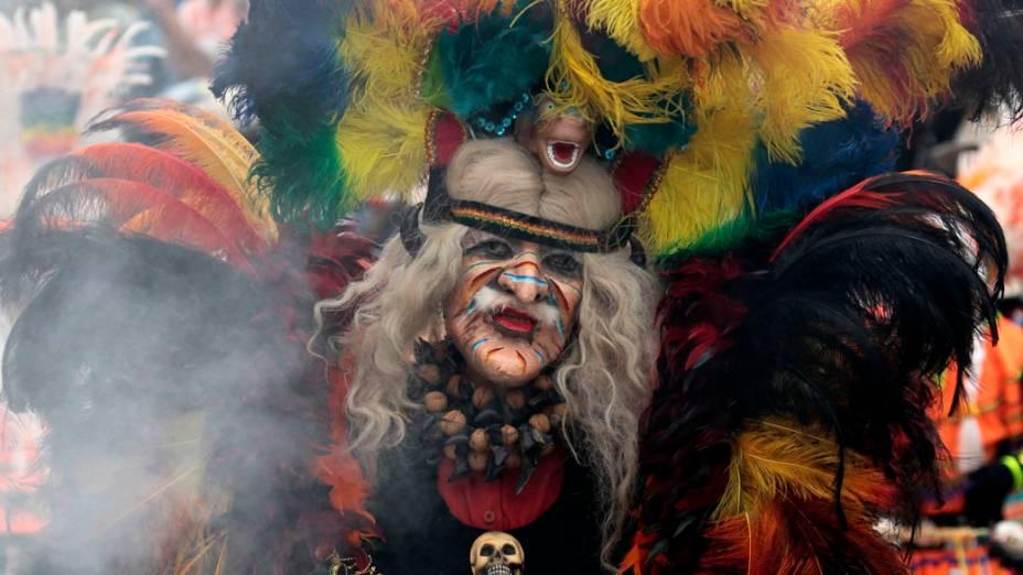 Carnaval de Oruro, na Bolívia