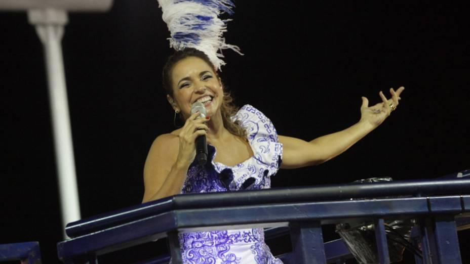 Daniela Mercury no Carnaval de Salvador
