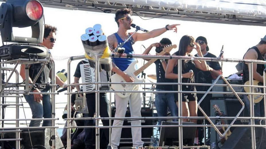 Gustavo Lima no Carnaval de Salvador