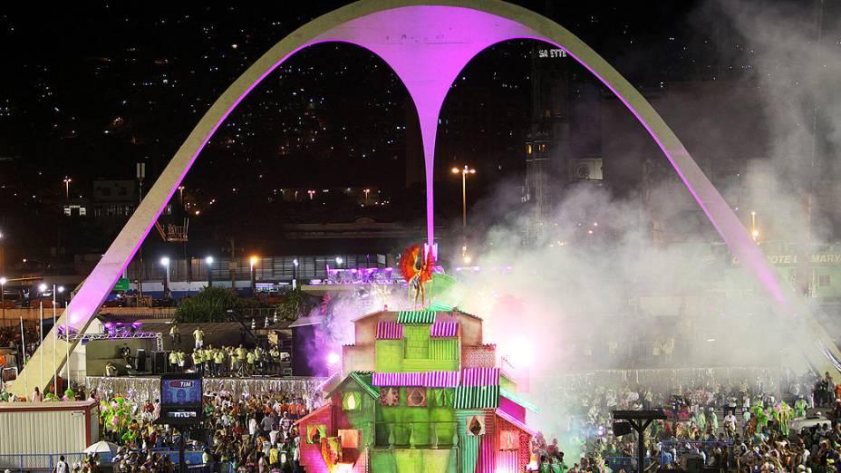 O enredo da Mangueira é Cuiabá: um Paraíso no Centro da América