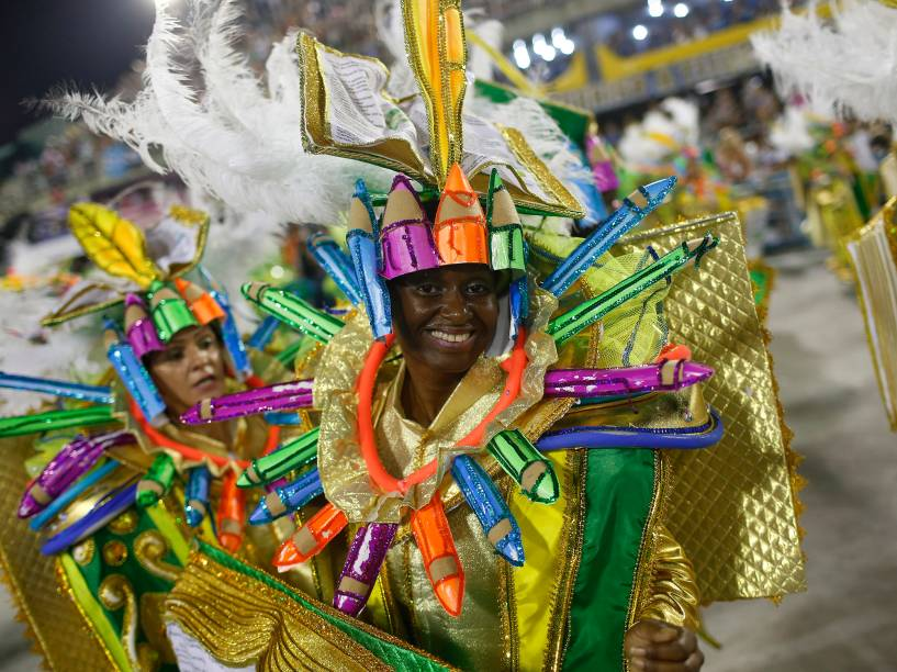 Mocidade Independente de Padre Miguel é a quinta escola a desfilar no primeiro dia do Grupo Especial na Sapucaí, no Rio