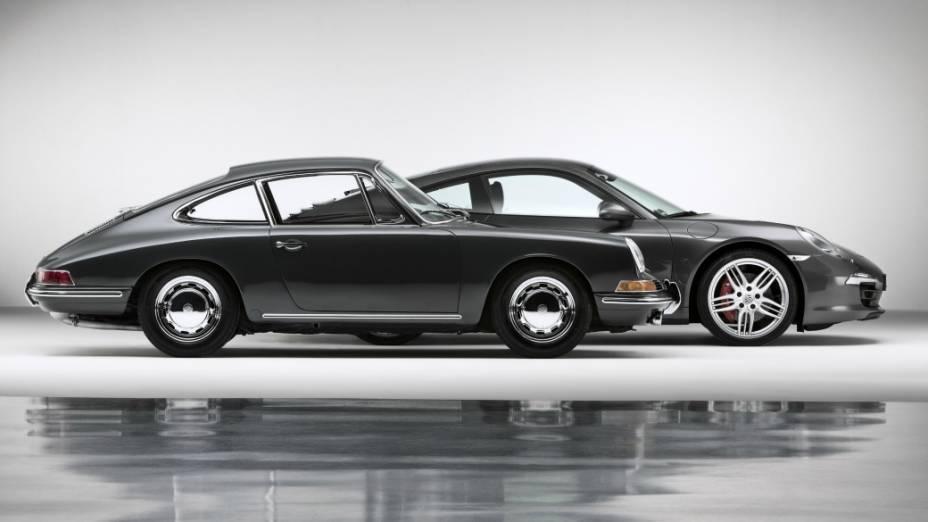 Do 2.0, de 1964, ao Carrera 4S, de 2013