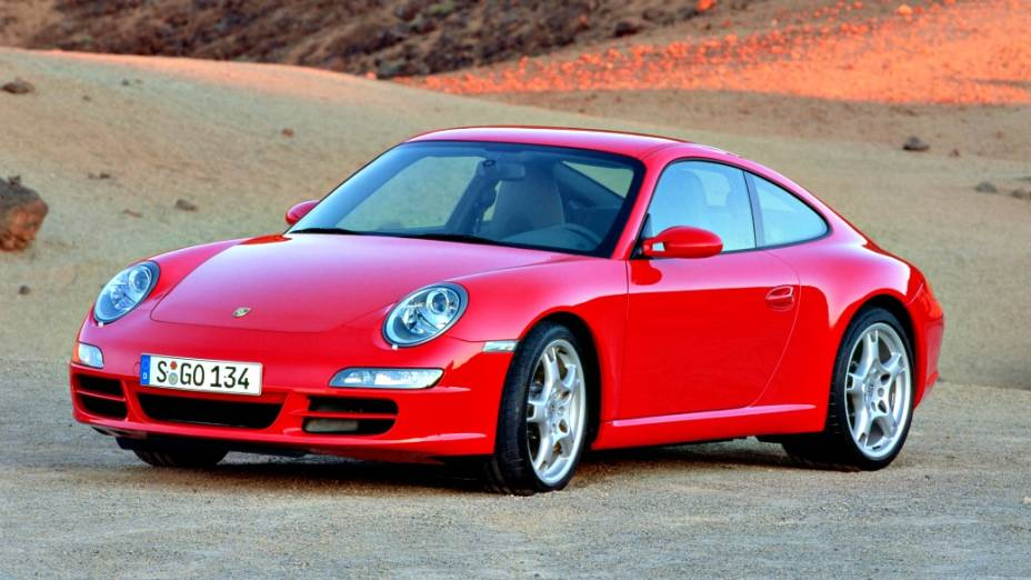1997: Porsche 911 Carrera S