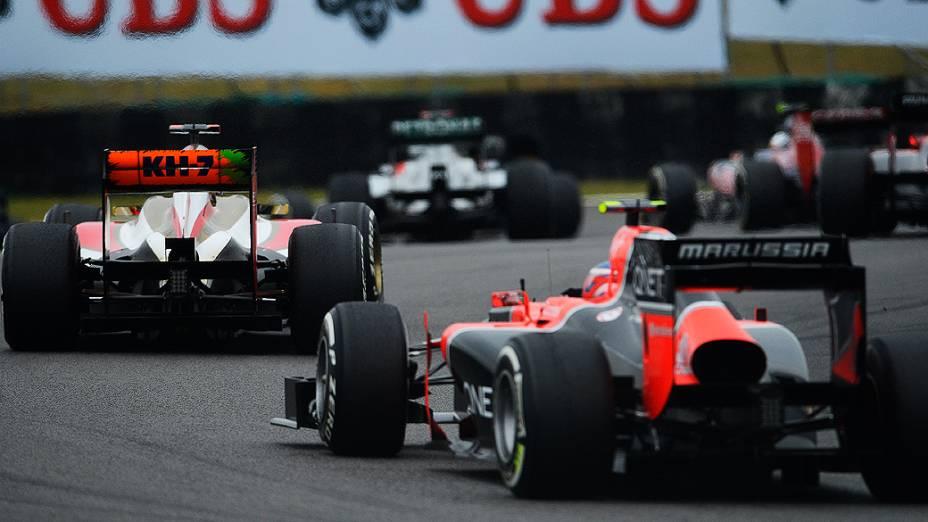 GP do Brasil de Fórmula 1 no Autódromo de Interlagos, em São Paulo<br>
