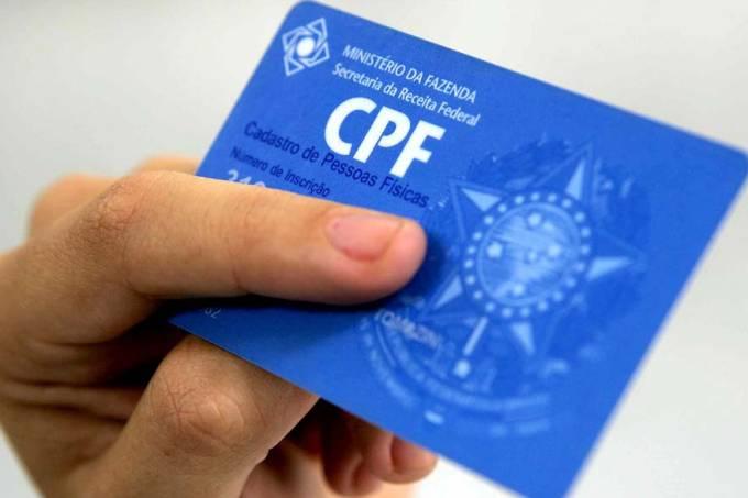 CPF – Nome social