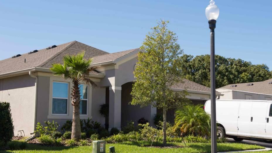 Casa da família Crivella em Orlando (EUA)