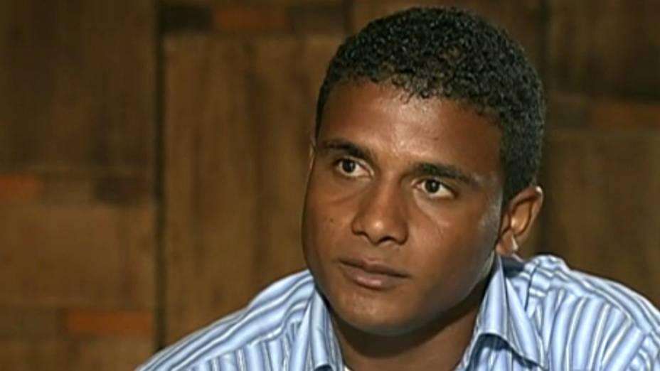 Jorge Luiz Rosa Sales dá entrevista ao Fantástico, da Rede Globo, na noite de domingo: contradições e revelações sobre o envolvimento do goleiro Bruno no caso