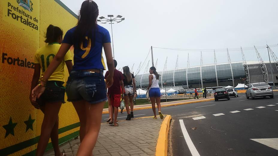 Arena Castelão em Fortaleza