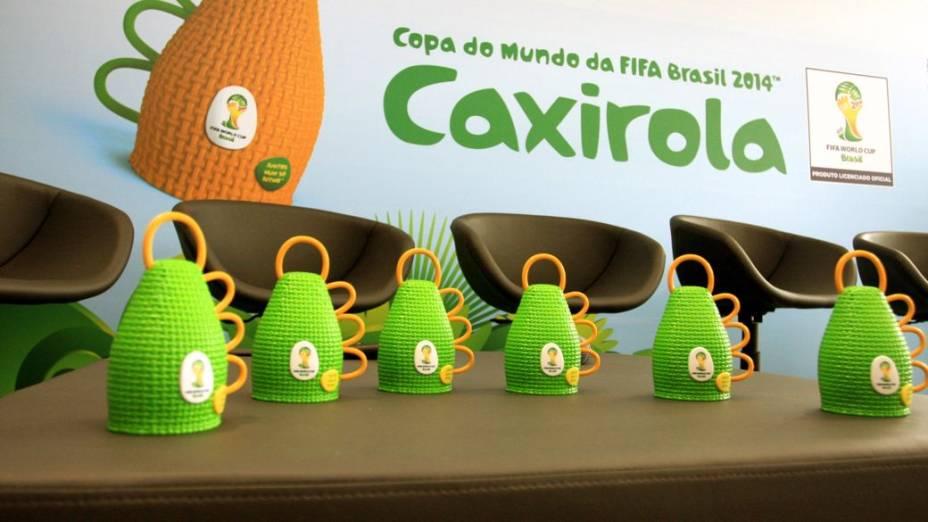 A estreia das caxirolas de Carlinhos Brown na Arena Fonte Nova