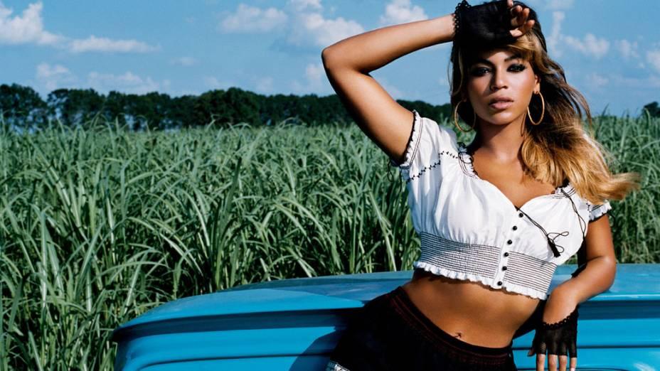 Cantora e atriz Beyoncé