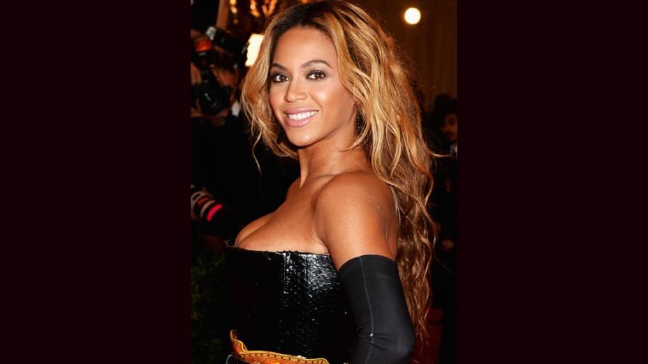 A cantora pop Beyoncé