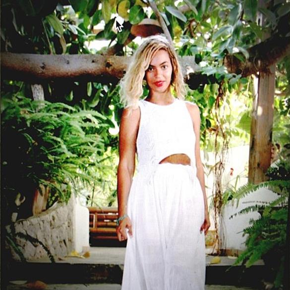 A cantora Beyoncé alugou uma casa em Trancoso, na Bahia, antes de apresentação no Rock in Rio 2013