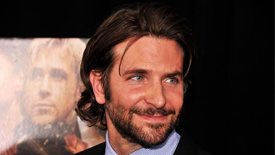 Bradley Cooper participa do The Place Beyond The Pines no Landmark Sunshine Cinema, em Nova York