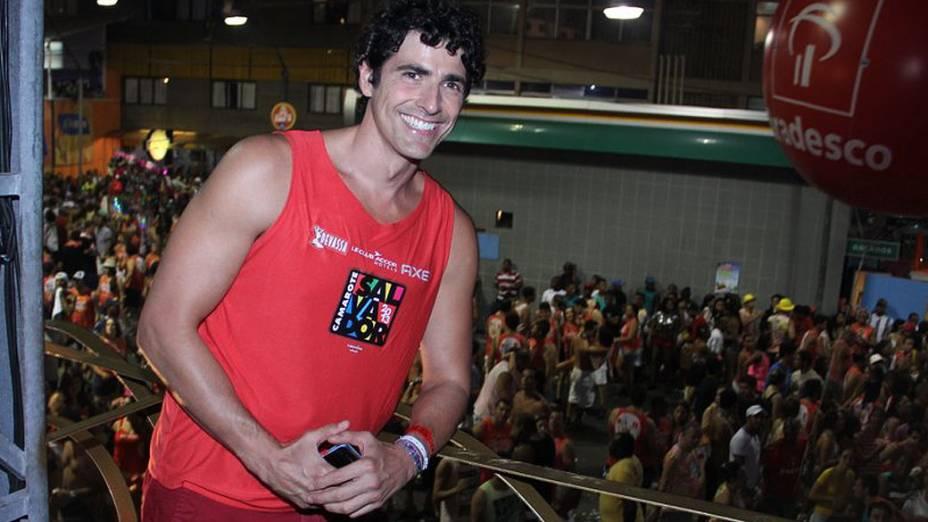 Reynaldo Gianecchini no Carnaval de Salvador