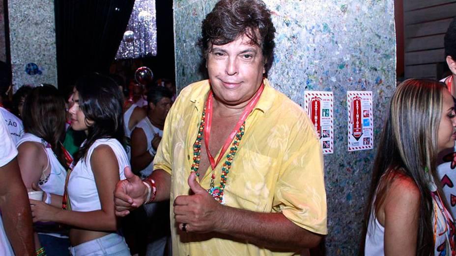 Sidney Magal no carnaval de Salvador
