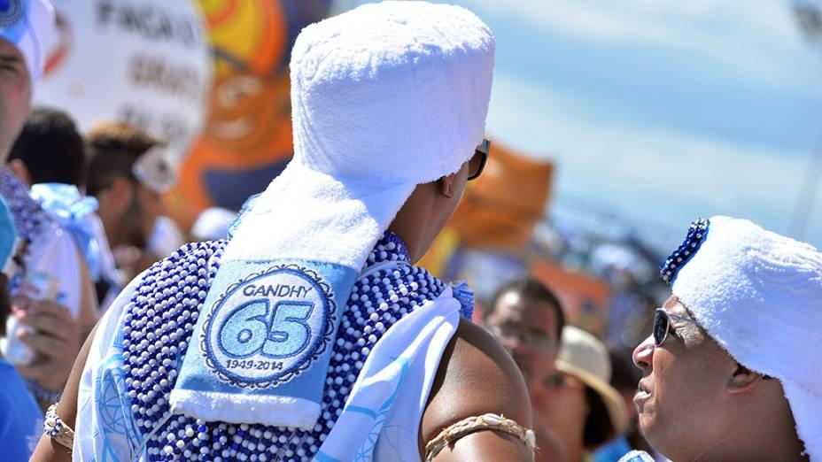 Bloco Filhos de Gandhy comemora 65 anos de existência