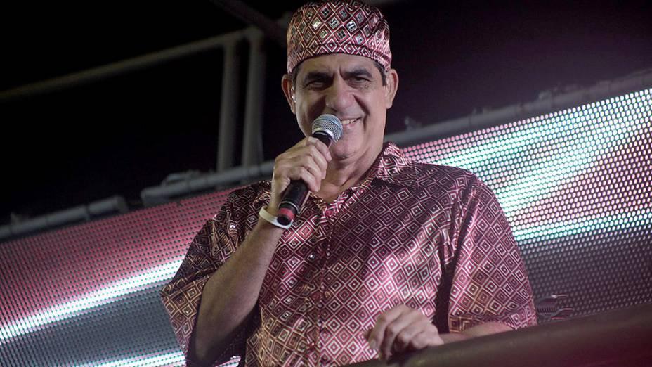 Asa de Águia no Carnaval de Salvador, em 01/03/2014