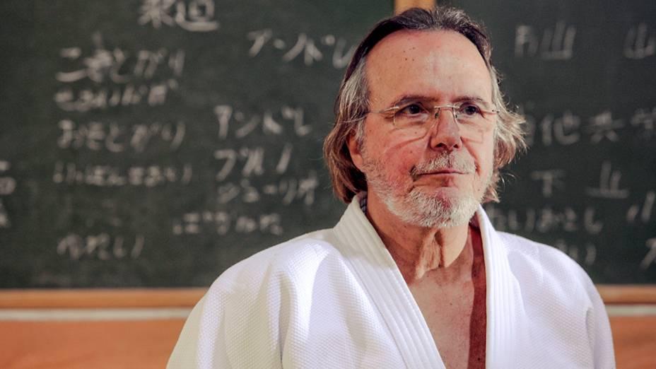 O ator Tato Gabus Mendes no filme A Grande Vitória
