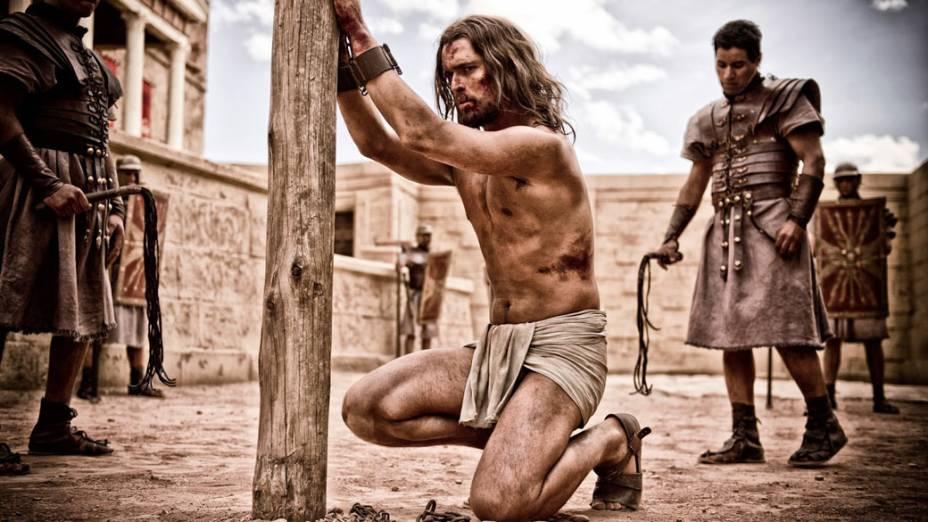 Diogo Morgado em cena do filme Son of God, derivado da série A Bíblia