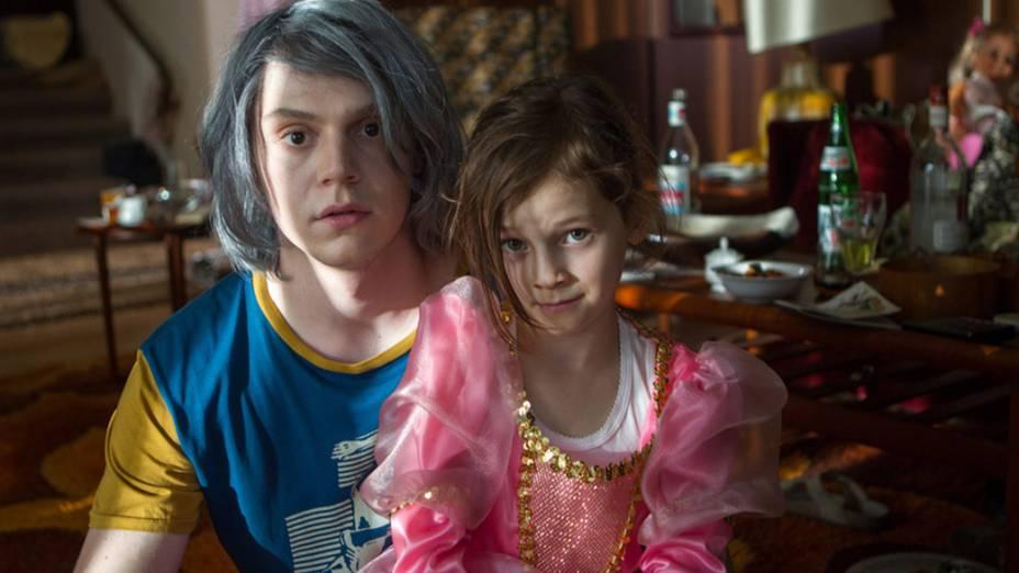 Ator Evan Peters em cena do filme X-Men – Dias de um Futuro Esquecido