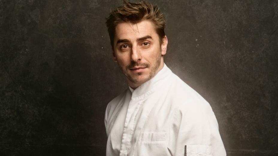 O chef Jordi Roca
