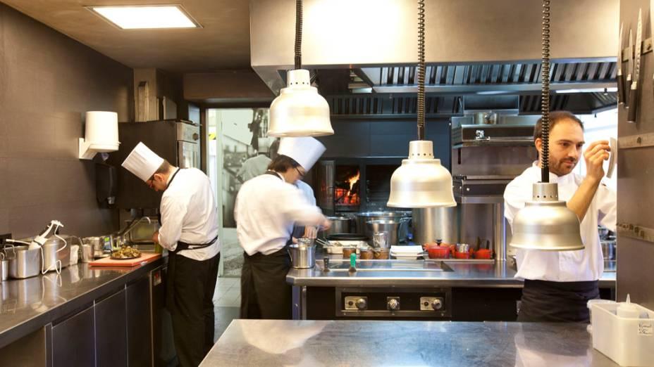 Restaurante El Celler de Can Roca, em Girona na Catalunha