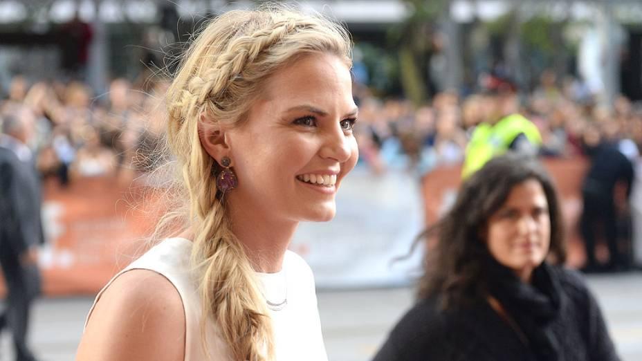 Jennifer Morrison participa da estréia do filme Gravity no 38º Festival Internacional de Cinema de Toronto