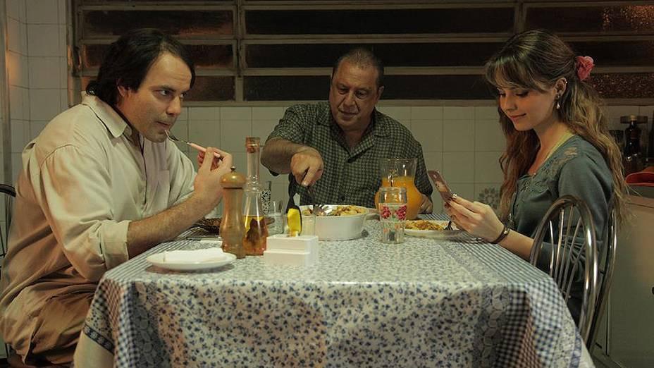 Cena do filme Quando Eu Era Vivo, do diretor Marco Dutra