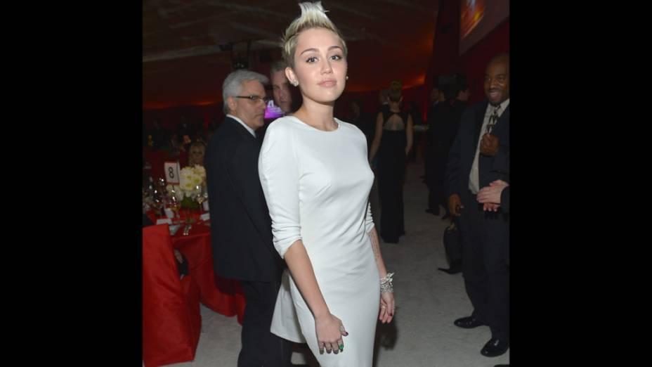 Cantora Miley Cyrus