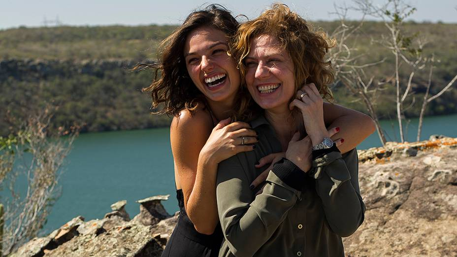 Isabel (Patricia Pillar) e  Antonia (Isis Valverde)