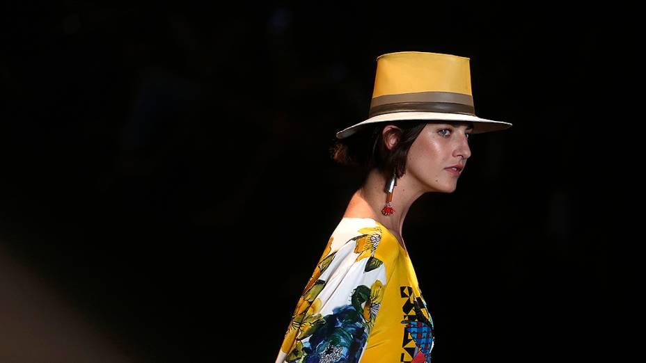 Espaço Fashion apresenta nova coleção durante o segundo dia da Fashion Rio Verão 2015