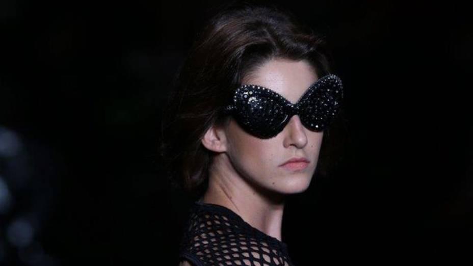 Tryia apresenta nova coleção durante desfile do quarto e último dia da Fashion Rio