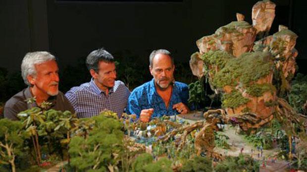 O cineasta James Cameron juntamente com a equipe da Disney planejam o parque que será aberto ao público em 2017