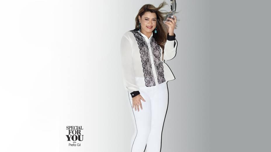 Cantora Preta Gil participa de campanha da C&A