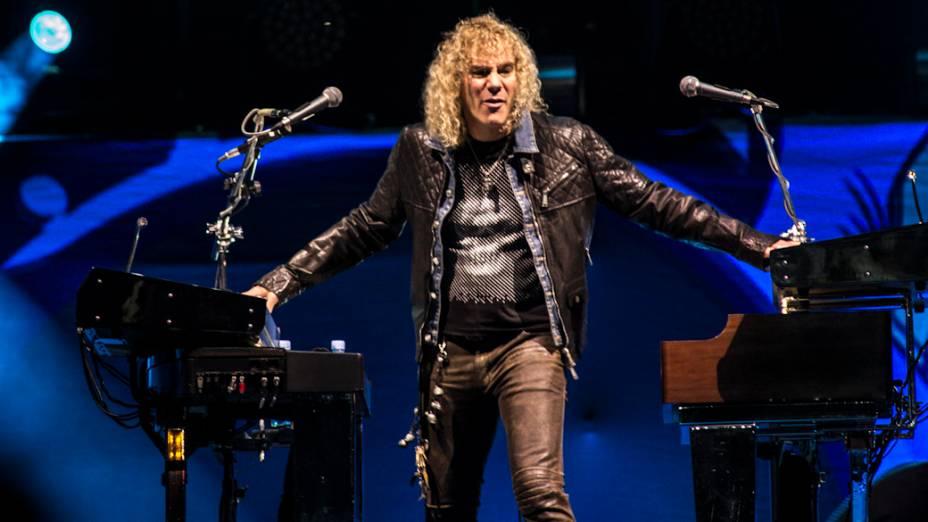 David Bryan, tecladista do Bon Jovi