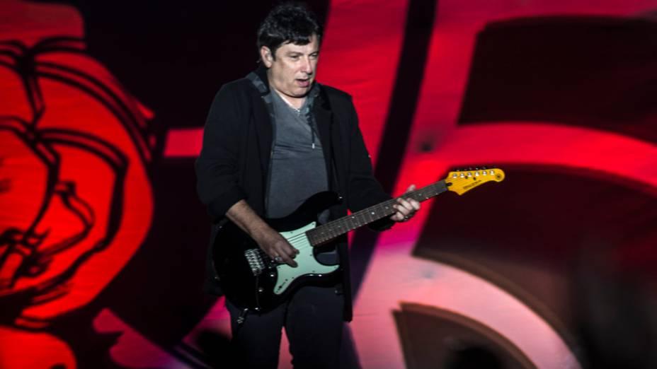 Bon Jovi se apresenta no Morumbi, em São Paulo