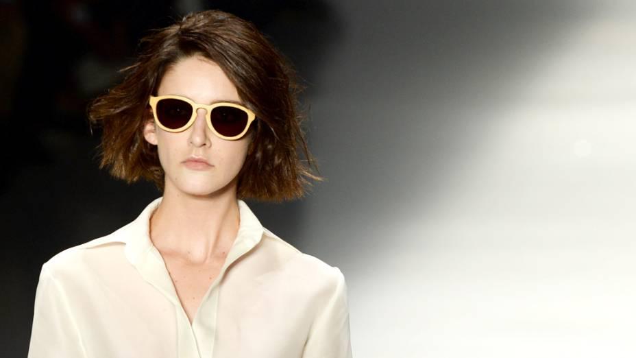 Wagner Kallie apresenta coleção durante desfile do quinto e último dia da São Paulo Fashion Week