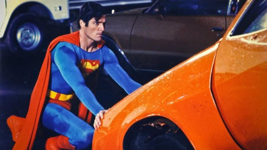 Superman IV: Em Busca da Paz (1987), o último com Christopher Reeve