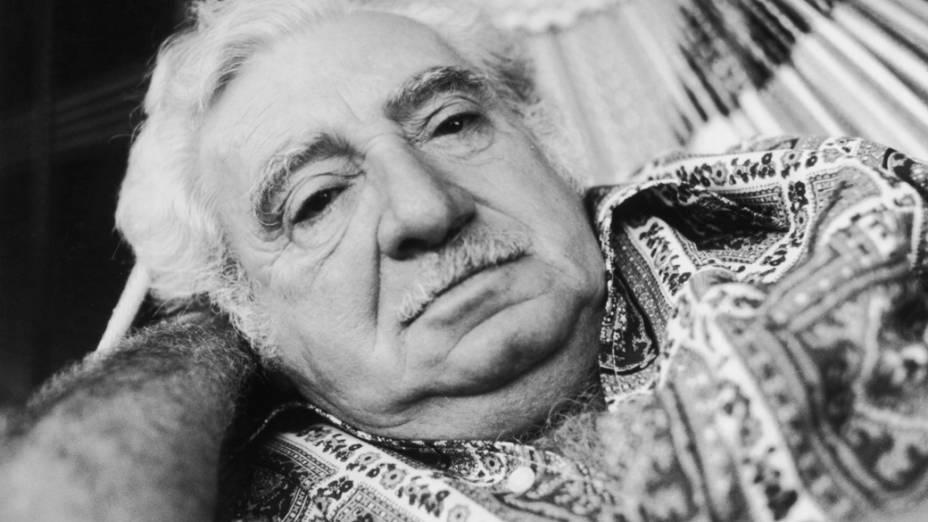 Jorge Amado em 1980
