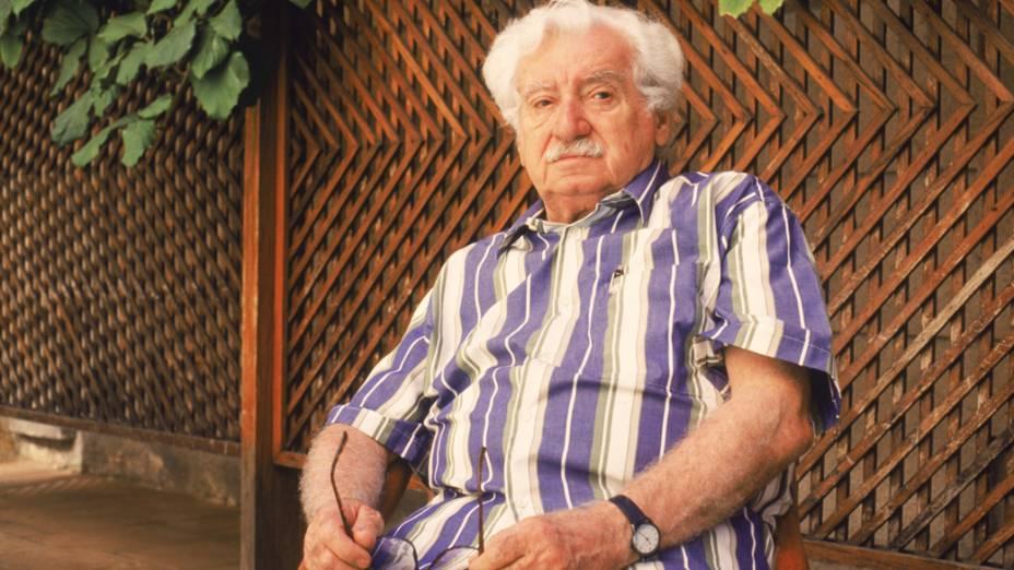 Jorge Amado em 1991