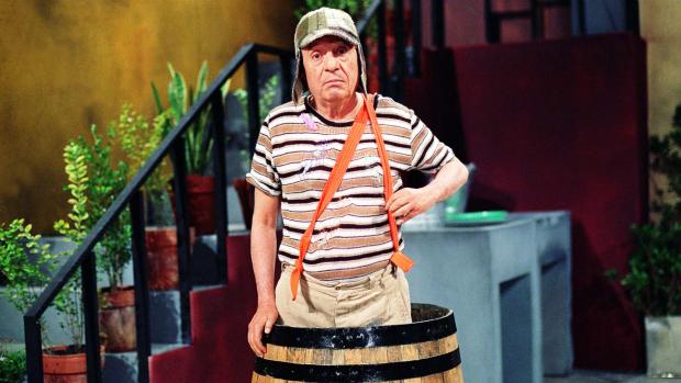 Roberto Gómez Bolaños, criador e ator do seriado mexicano <em>Chaves</em>