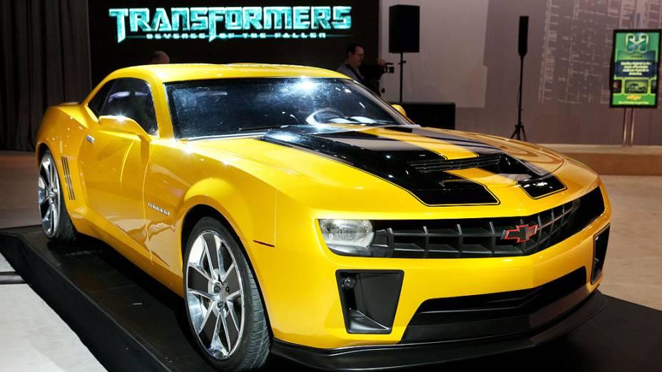 A GM aproveitou o sucesso do Camaro no filme Transformers e lançou uma série especial do cupê com o mesmo nome e as mesmas características do modelo usado no filme. A única diferença é que ele não se transformava em Bumblebee