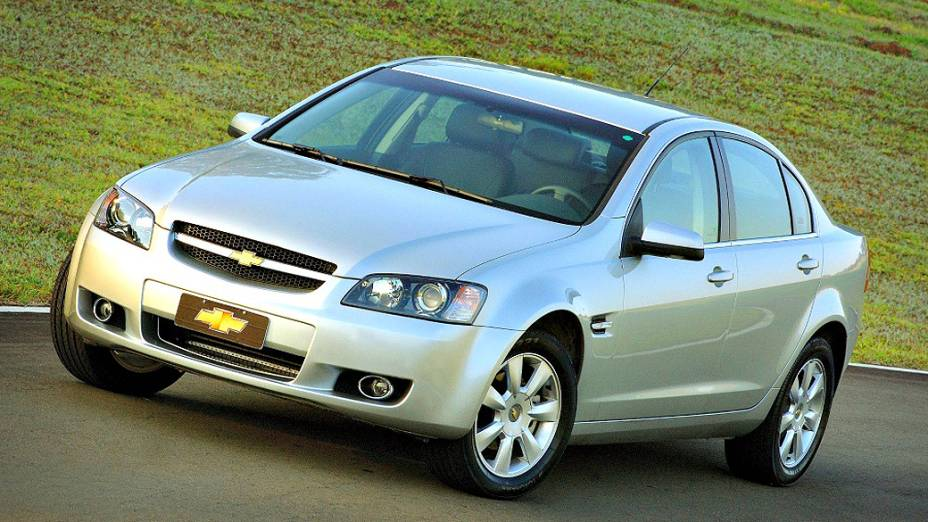 Chevrolet Omega: sem substituto, deixa de ser trazido da Austrália e encerra ciclo de vinte anos