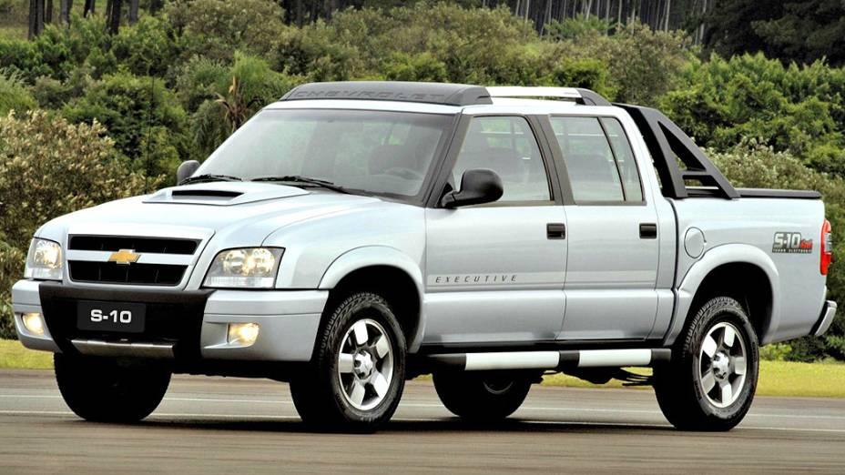 Chevrolet S10: aposentada no início do ano