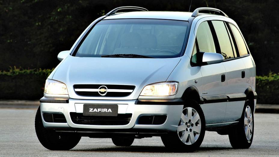 Chevrolet Zafira: substituída pela nova Spin