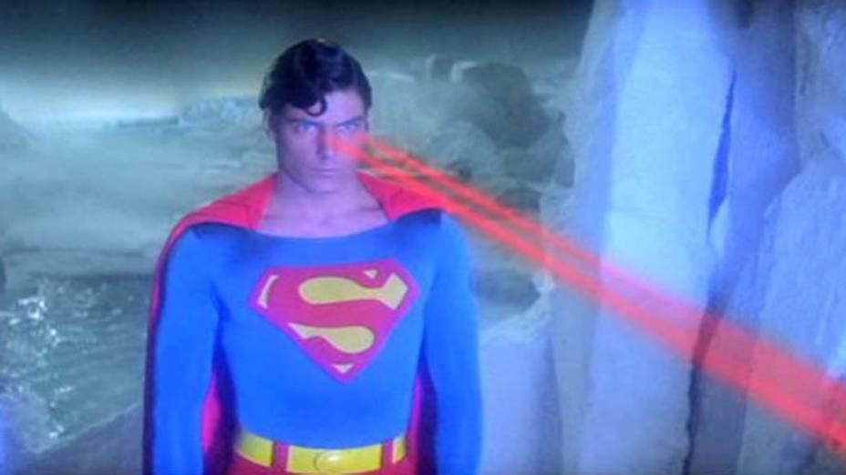 Christopher Reeve, em Superman