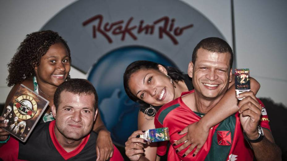 Pessoas conseguem comprar ingressos para o último dia do Rock in Rio