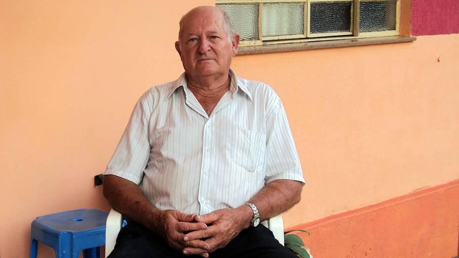 Egon Aloysio, tio de dom Odilo Scherer